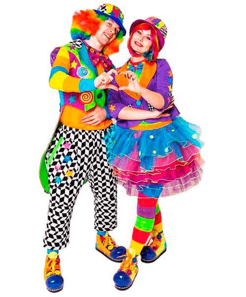 Аниматор Клоуны