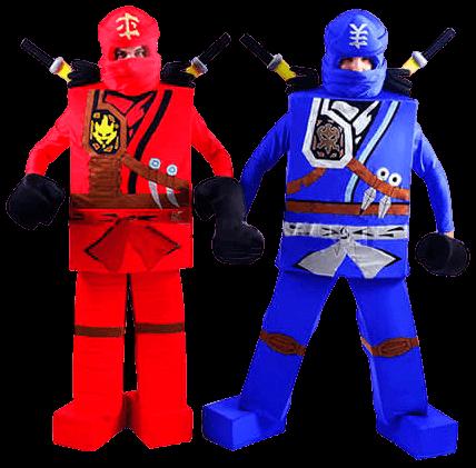 Аниматор Лего Ниндзяго
