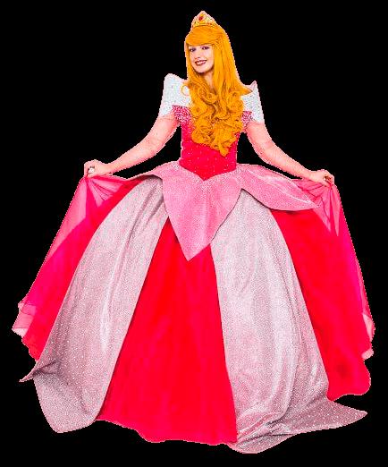 Аниматор Принцесса Аврора