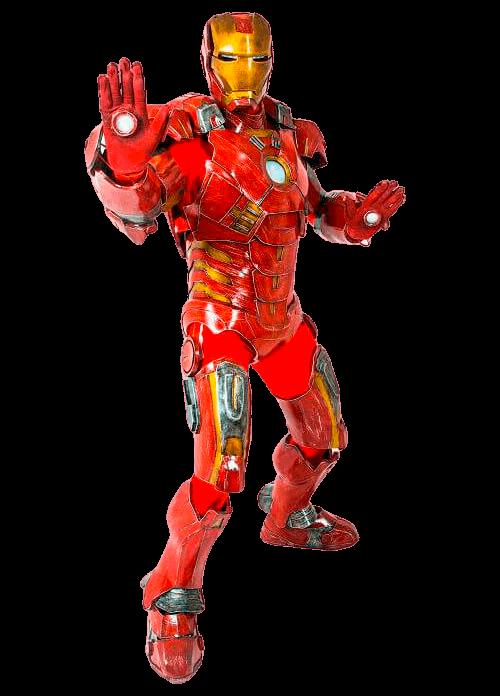 Аниматор Железный Человек ВИП